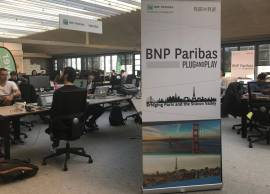 BNP Paribas s'appuie sur Plug and Play pour se transformer